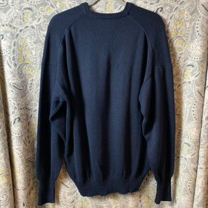 Masters Sweaters - MASTERS Men's Large Vneck Sweater